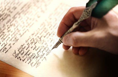 האם מומלץ לכתוב צוואה בכתב יד?